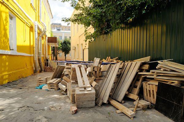 debris for hauling in long beach ca